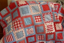 Sewing - Quilts / by Dawn Miears