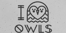 Well, Owl Be! / Crafts, food ideas, photos, and products featuring owls
