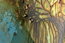 patina/rustic/texture / patina, rustic, texture, surface and wall ideas / by Bonnie Lecat Designs