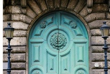Doors / by Janet Gregg-Fortenberry
