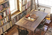 Home Library Ideas / by Kit Umscheid