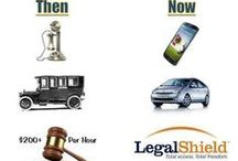 LegalShield - My Other Business / by Crossroads Travel Agency