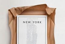 New York / by Janene Steenkamp