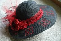 hats / I love hats!  Can you tell?  I'm really a hat designer wanna-be!  And yes, I did design and embroider the hat in my profile pic! / by Beverly Kay
