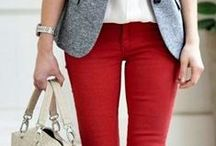 Planning my style / Time to update the closet and dress up nicer. Inspiration for this to happen someday.
