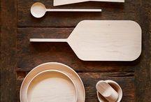 Tableware / Les ustensiles de cuisine qui donnent envie de cuisiner