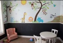 House: Playroom / Playroom and play area ideas for little kids and toddlers! Please share your best playroom and/or play area ideas for the day to inspire others for home decor. To collaborate and curate on this board, contact me at email@sengerson.com  #homedecor #homestyle #sengerson #playroom #playarea #kidsplay