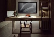 + The Nest - Home Office / http://whatwilsonwants.com / by what wilson wants...