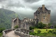 Scotland  / by KatLuvs2Read
