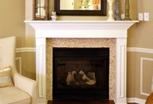 Fireplaces / by Natalie Rodriguez