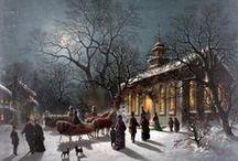 My Winter Dreams / by Barbra Borror
