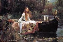 Artist Favorite: John William Waterhouse