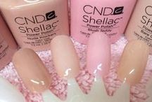 Shellac Ideas / CND shellac designs and other nail designs to get inspirations for some amazing shellac nails