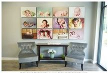 House: Photography Studio / Awesome ideas for a home photography studio. Great ideas for organizing props and decor! Great ideas for a newborn prop set up area. I'd love to have you join this board - follow all my Pinterest boards and leave me a private message on my Facebook (www.facebook.com/sengerson) with your Pinterest email. Don't add others and pins must lead to original sources (no etsy shops) with a limit of 3 pins per day.