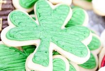 Seasonal: St Patricks Day / St Patrick's day decoration ideas and treats for the holiday!