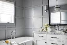 Color Inspiration: Shades of Grey / by The Tile Shop