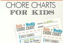 Kids: Chore Chart / Awesome ideas for a kid's chore chart and how to get them to do their chores :) To join to collaborate and curate the best pins on chore charts, follow all my Pinterest boards and leave me a private message on my Facebook (www.facebook.com/sengerson) with your Pinterest email. Don't add others and pins must lead to original sources (no etsy shops) with a limit of 3 pins per day. #sengerson #chores #chorechart