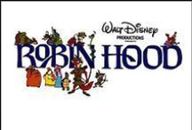 Disney: Robin Hood / My husband's favorite Disney movie <3