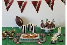Superbowl Party - Football Party Ideas