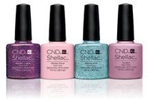 Shellac Collections / CND Shellac collections