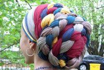 **Hair: Tichel, Wrap, Headcoving, Veil