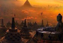 聖地巡礼ジョグジャカルタの2大遺跡 / インドネシア