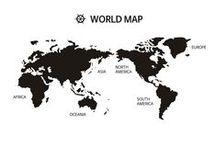 MAP / TRAVEL PLANET紹介プラン地図
