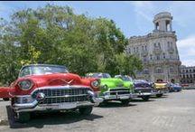 カリブ海に浮かぶ色彩の楽園 / キューバ