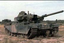 chariots / tanks, APCs, SPGs, MRAPs, etc...