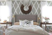 Master Bedroom / by Hollie C'krebbs