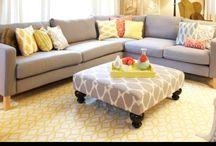 Living Room / by Hollie C'krebbs