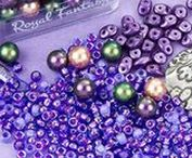 Artbeads Purple / Purple is our favorite color! Ultraviolet, a vibrant and powerful purple shade, is also the 2018 Pantone Color of the Year.