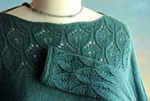 Knitting and crocheted goodness / Lots of great knitting and crochet clothing ideas to keep my brain firing away for years to come. All pins about techniques, tricks and tutorials are in the Techniques and Tutorials board. / by Cecyle