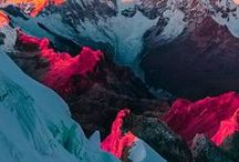 Inspiring Colors of Nature and Places