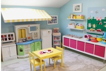 Classroom/Playroom  / by Miss Chelsey