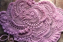 crochet.. love it / by Vicki Norton-Harrison