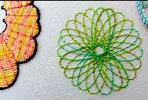 Embroidered / Pins that feed my need for a needle and thread... / by Cecyle