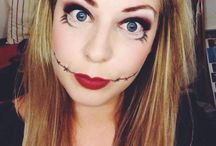 Bonfire and Halloween / Make up, costume and decorating ideas for the Halloween holiday.