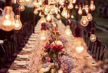Celebrate / Ideas for weddings, birthdays and celebrations of all kinds.