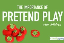Pretend Play / by Miss Chelsey