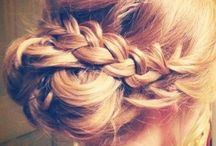Hair / Brilliant hairstyles and hair care ideas. / by Cecyle