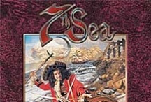 7th Sea / Art work from 7th Sea RPG or that has a similar flavour