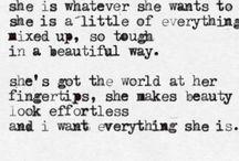 music & lyrics / by Jessie Jo Daniels