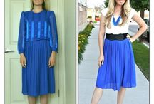 Homemade skirts / Skirt tutorials and refashions / by Cecyle
