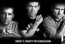 TEAM GLEASON - NO WHITE FLAGS / Through adversity, heroes are born!! Steve Gleason is one of those heroes!!