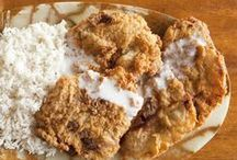 Comfort Food / Comfort food from our kitchen and the kitchens of our favorite Southern chefs.