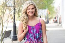 Fashion + Style / See something you love?  You can shop many of our items on our website at www.MahalaReese.com.  Don't see it online?  Give us a ring at 843-357-5400!  Happy Pinning and Shopping! / by Mahala Reese Boutique