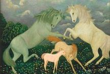 Majestic Horses / by American Folk Art Museum