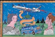 Vehicles / by American Folk Art Museum