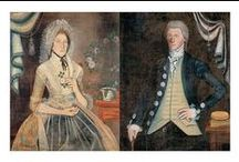 18th & 19th Century Portraits / by American Folk Art Museum